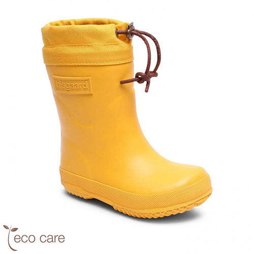 Bisgaard Thermo Rubber Boot Yellow