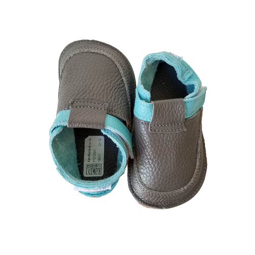 Baby Bare Electric Blue Everyday Shoes