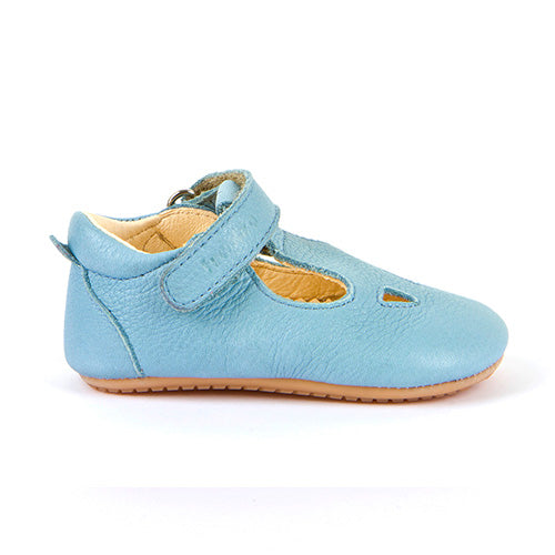Froddo Beginnings T-Strap Robins Egg Blue