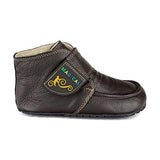 Magical Shoes ZiuZiu Kids Boots Brown