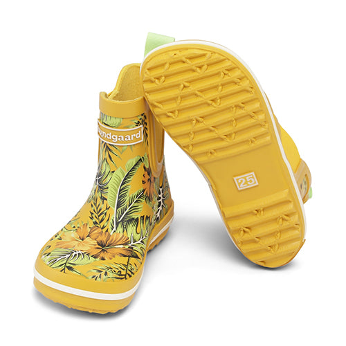 Bundgaard Classic Short Rubber Boot Tropical: Pre-Order