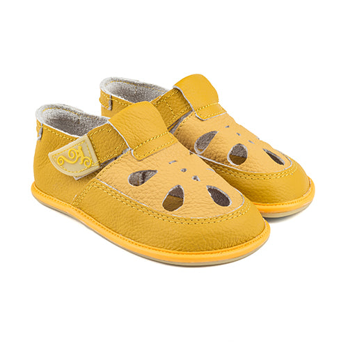 Magical Shoes Coco Sandals Sunshine Yellow