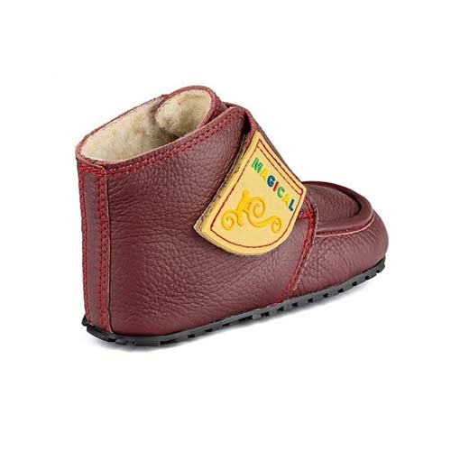 Magical Shoes ZiuZiu Kids Boots Red