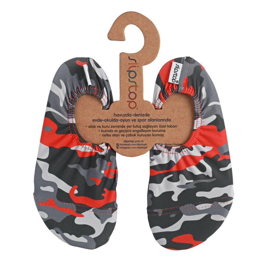 Photo of Slipfee Desert Camo water shoes for kids and adults
