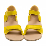 Yellow ZeaZoo Ariel sandals in the US