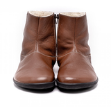 Be Lenka Polar Brown Barefoot Boots: PRE-ORDER