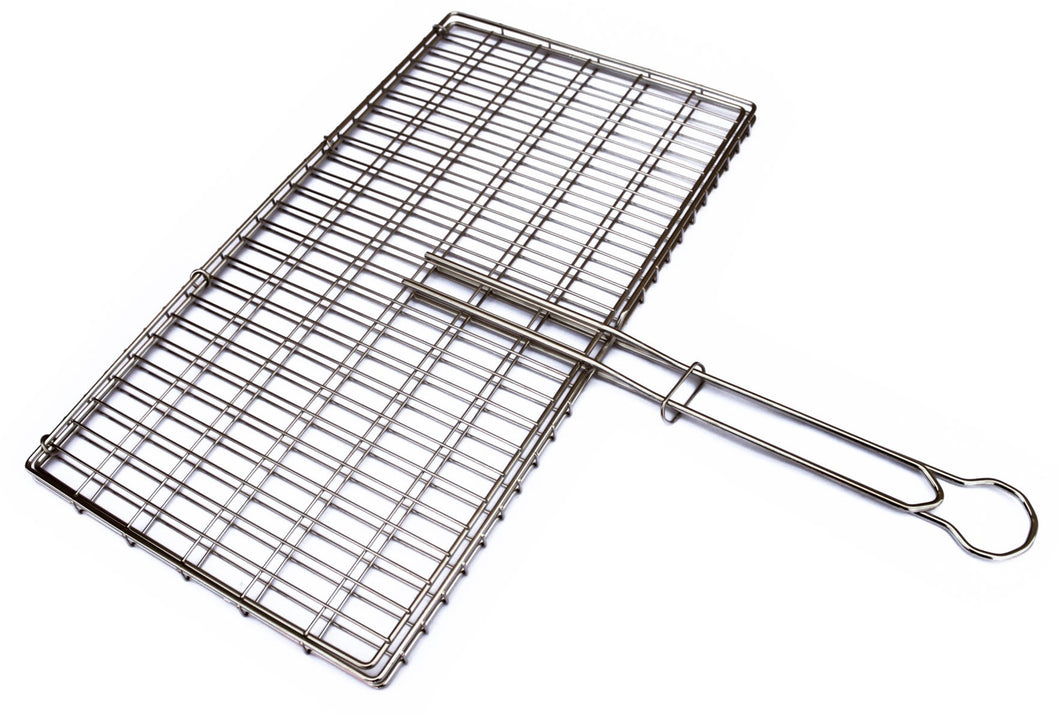 Stainless Steel Grid – Snoek