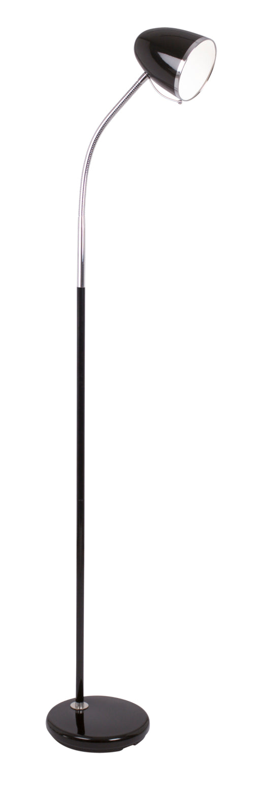 Metal Floor Lamp 1x Foot Switch -1x40W ES
