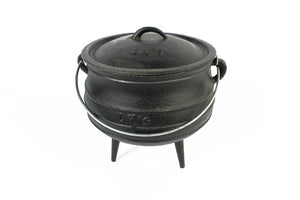 3 Legged Pot – No. 6 Size - 13.5L