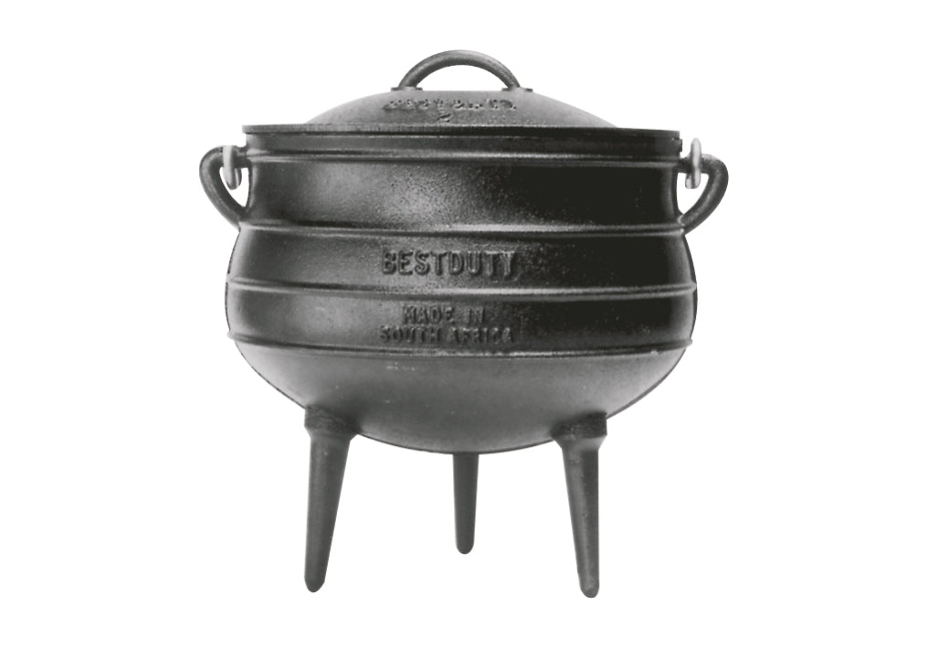 Best Duty 3 Legged Pot – No. 6