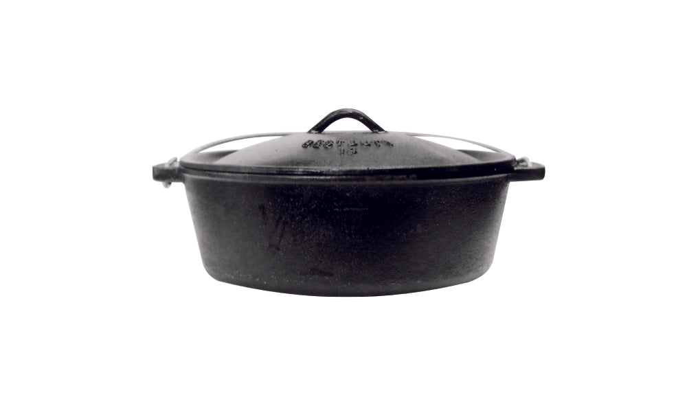 Best Duty Bake Pot – No. 10