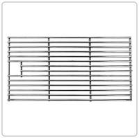 Chef Stainless Steel Grill - 320mm x 480mm