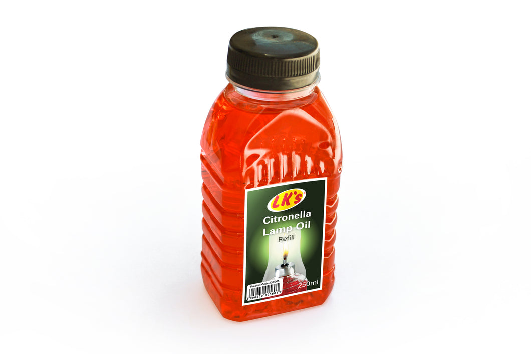 Citronella Oil Refil
