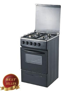Delta 4- Burner Gas Stove with Oven