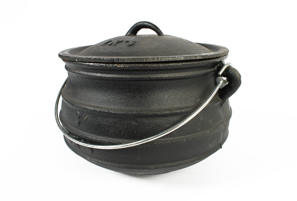 Flat Pot – No. 3 Size - 7.8L