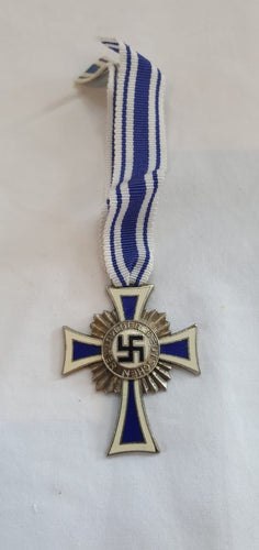 A Germany Third Reich Honour Cross of the German Mother silver grade