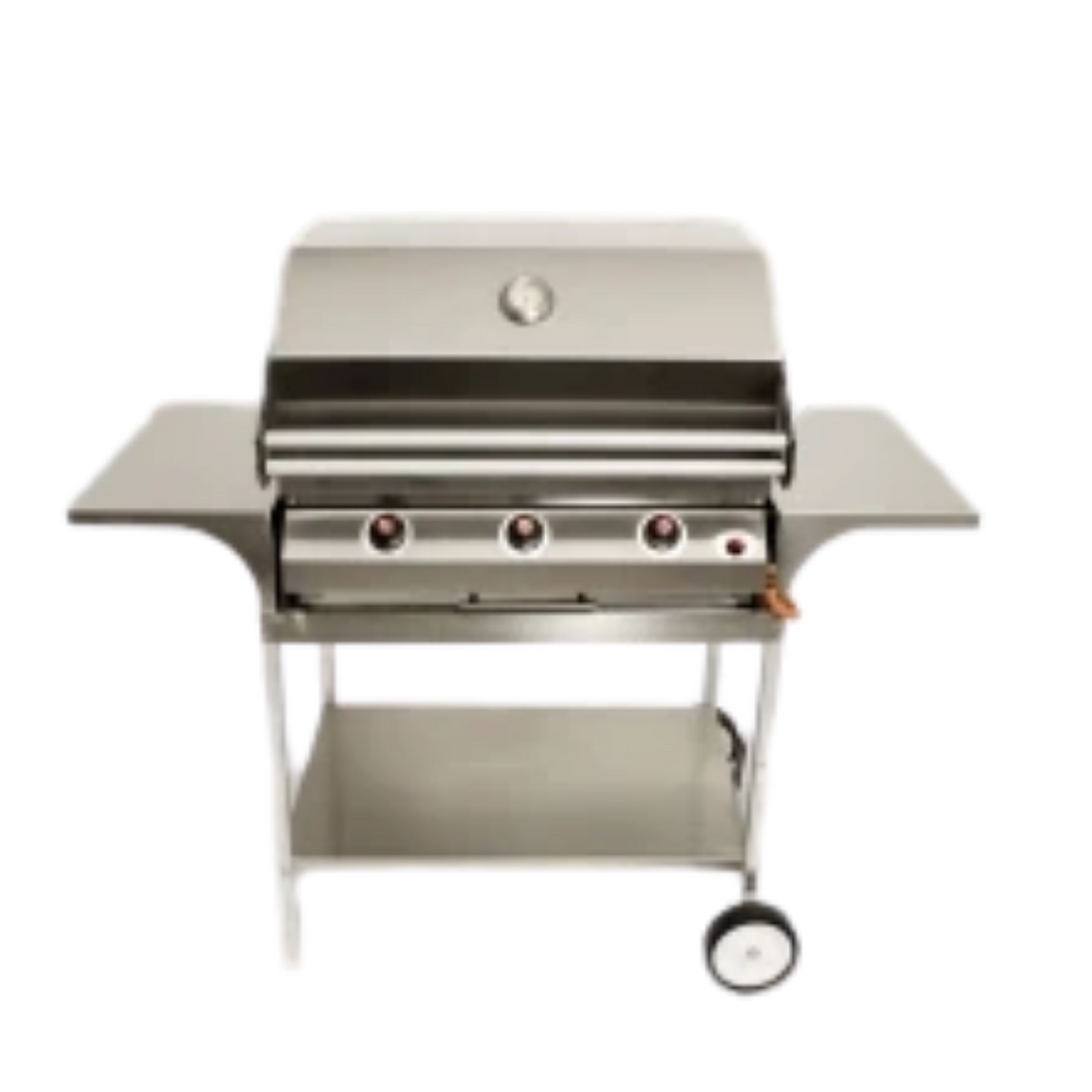 Chef Mobile 3-burner - Octane Braai