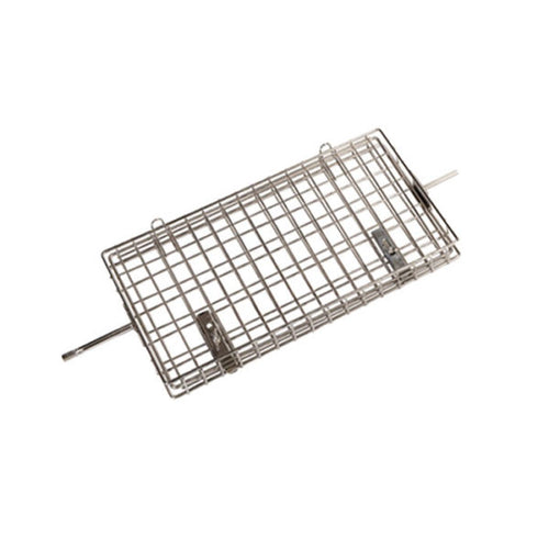 Home Fires Rotisserie Basket 1200 E/plated 700mm