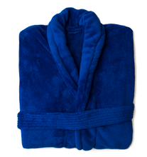 Load image into Gallery viewer, Club Classique Coral Fleece Bathrobes - various colours & sizes
