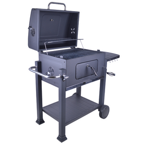 HOLIDAY SPECIAL - Lifespace Premium Charcoal Braai & BBQ trolley grill!
