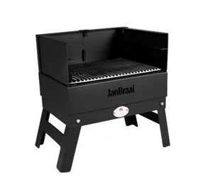 Home Fires Janbraai Kit (Box,Wind Shield, Grid)