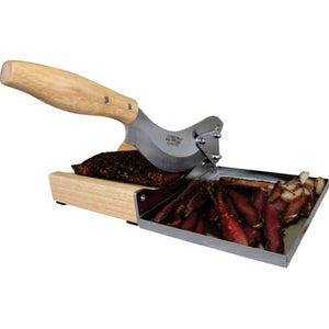 UltraTec Pro Radiused Biltong Cutter With Tray