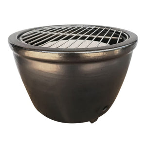 Earthfire Abbraaiviation Ceramic Tabletop Braai