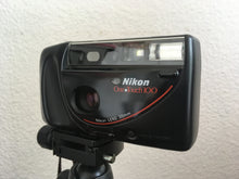 Load image into Gallery viewer, Nikon One Touch 100 Vintage 35mm Point & Shoot Camera