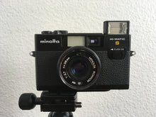Load image into Gallery viewer, Minolta Hi-Matic S 35mm Point & Shoot Camera