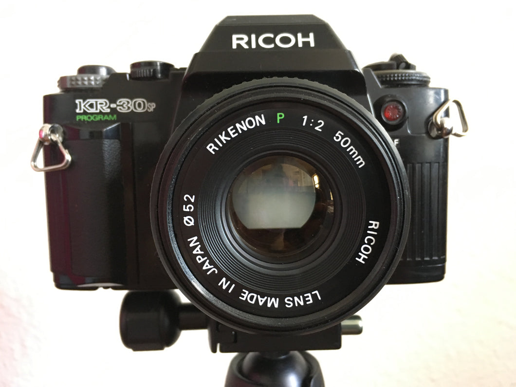 Ricoh KR-30 SP 35mm Vintage Film Camera