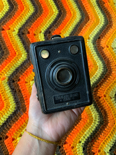 Vintage 1930 Kodak Box 620 Camera for Decor