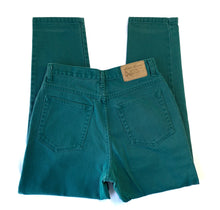 Load image into Gallery viewer, Vintage Green Eddie Bauer Jeans