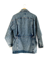 Load image into Gallery viewer, Vintage Acidwash Levi's Chore Coat