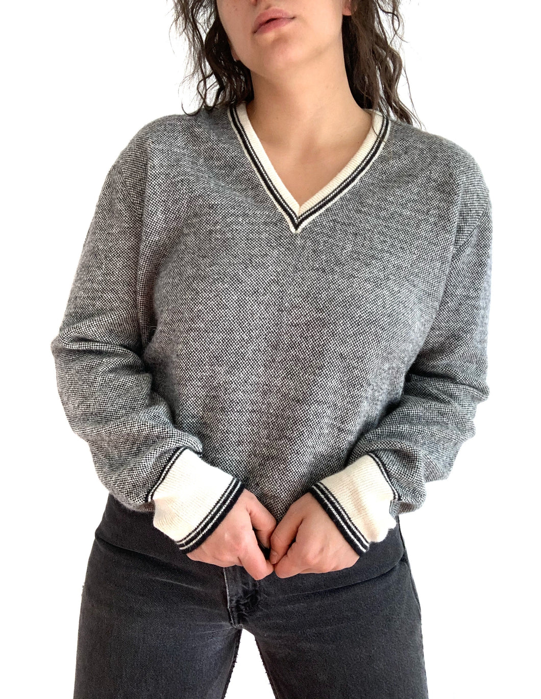 Soft 60s Vintage Sweater