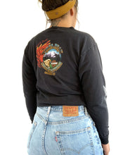 Load image into Gallery viewer, Faded Harley Davidson Long Sleeve