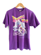 Load image into Gallery viewer, Vintage 1990s Purple Rafting Tee