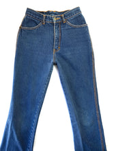 Load image into Gallery viewer, Vintage Lower Back Buckle Jeans