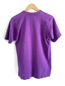 Vintage 1990s Purple Rafting Tee