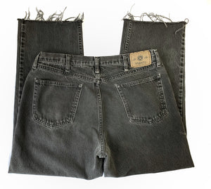 Faded Distressed Wranglers