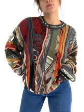 Load image into Gallery viewer, Vintage 1990s Coogi Vibes Sweater