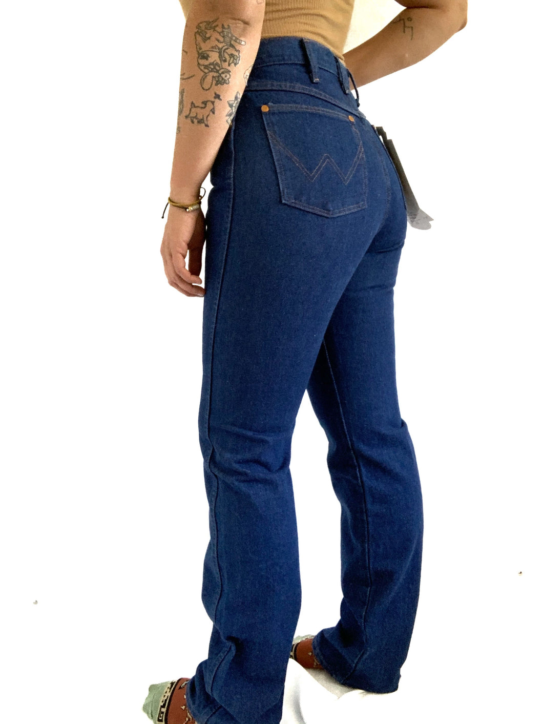 Vintage Cowboy Cut Wranglers with Tags