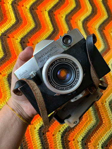 Kodak 1970s Kodak Instamtic Reflex Camera for Decor
