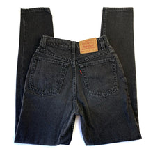 Load image into Gallery viewer, Vintage Black 512 Levi's