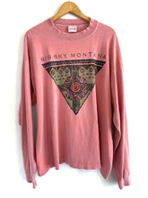 Load image into Gallery viewer, Vintage Big Sky Montana Long Sleeve
