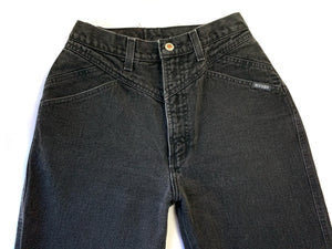Faded Bareback Rockies Jeans