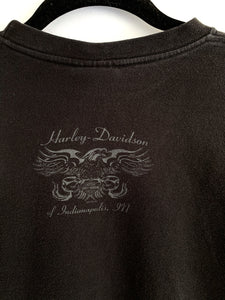 Faded Harley Davidson Long sleeve