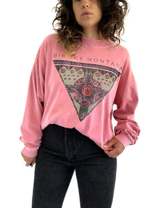 Vintage Big Sky Montana Long Sleeve