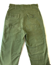 Load image into Gallery viewer, Vintage Military Trousers