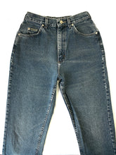 Load image into Gallery viewer, Vintage Dark stonewash Lee Jeans