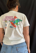 Load image into Gallery viewer, Vintage Krazy Gecko Surf Tee